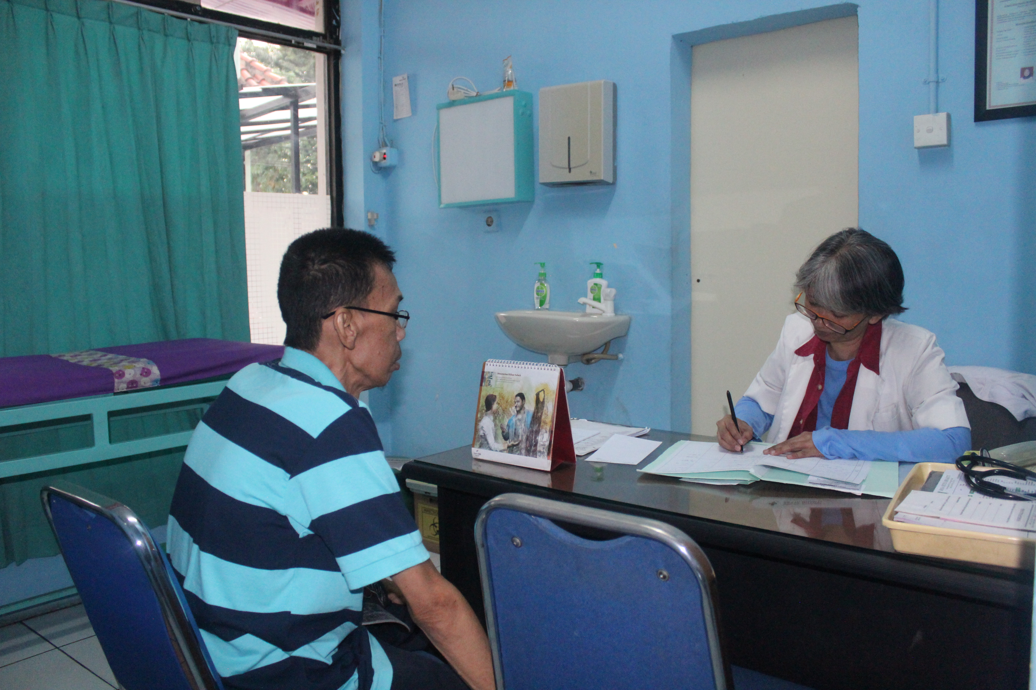 Poliklinik Penyakit Dalam